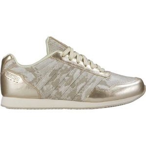 K-Swiss New Haven Gold Snake Print Sneakers US 10